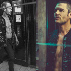 MAN CANDY: HTGAWM's Charlie Weber is Fashionably Bad Boy is Sexy Shoot