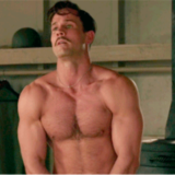 MAN CANDY: Aussie Actor Luke Pegler's Bubble Butt is BOMB in Naked Army Scene [NSFW]