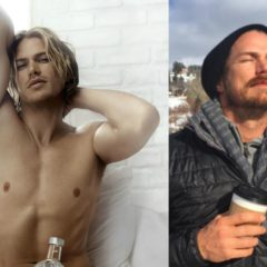 VIRAL: Jason Lewis who Played SATC's Samantha Jones Toyboy is now Daddy AF
