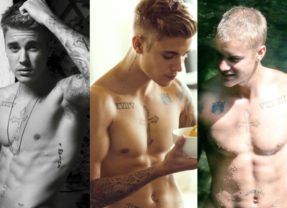MAN CANDY: Happy Bday Bieber! Every time Justin wore his Birthday Suit [NSFW]