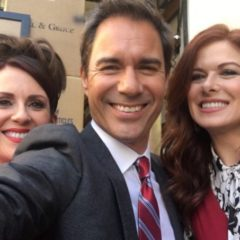 GOSSIP: The 'Will & Grace' Cast are Finally on set Again – Here's the PICS!