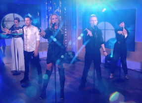 VIRAL: 'Steps' Perform Comeback Single on This Morning – CAMP, GURL! [Video]