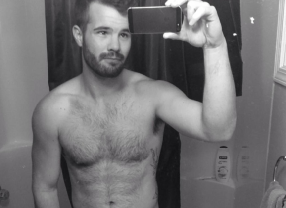 MAN CANDY: Aussie Athlete Simon Dunn has X-Rated Snaps Leaked, Speaks Out [NSFW]