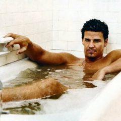 "GOSSIP: David Boreanaz Used get Stark-Bollock Naked ""All the Time"" on Buffy Set"
