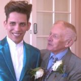 """NEWS: Get it Girl! A 78 Year-old Former-Priest Marries 24 Year-old Toyboy """"Model"""""""