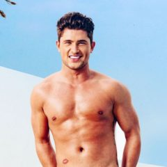 MAN CANDY: 'Ex on the Beach' Lad Jordan Davies Soaps Butt in Shower Snaps [NSFW-ish]