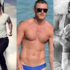 MAN CANDY: From See-Through Speedos to Sultry Stares: Why We Ship Luke Evans' [NSFW-ish]