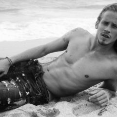 MAN CANDY: ANTM Finalist Mikey Heverly's has Something Heavenly to Show you [NSFW]