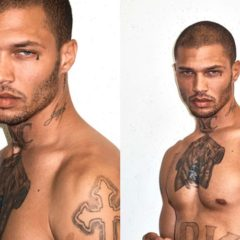 MAN CANDY: Ain't Nothin' Criminal 'Bout Felon Jeremy Meeks Stripping for Steven Klein