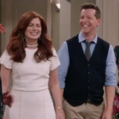 GOSSIP: Are 'Will & Grace' Returning with a Musical Episode?! [Video]
