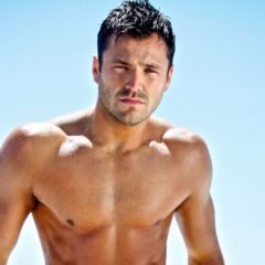 VIRAL: Mark Wright Promises Fans that's not a Banana in his Briefs [Video]