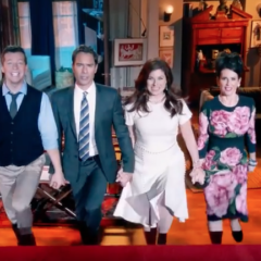 VIRAL: 'Will & Grace' Returns with Musical Episode in Full-Length Comeback Trailer [Video]