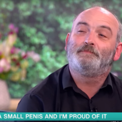 "NEWS: ""Proud"" Man with Small Penis Talks Openly on 'This Morning' [Video]"