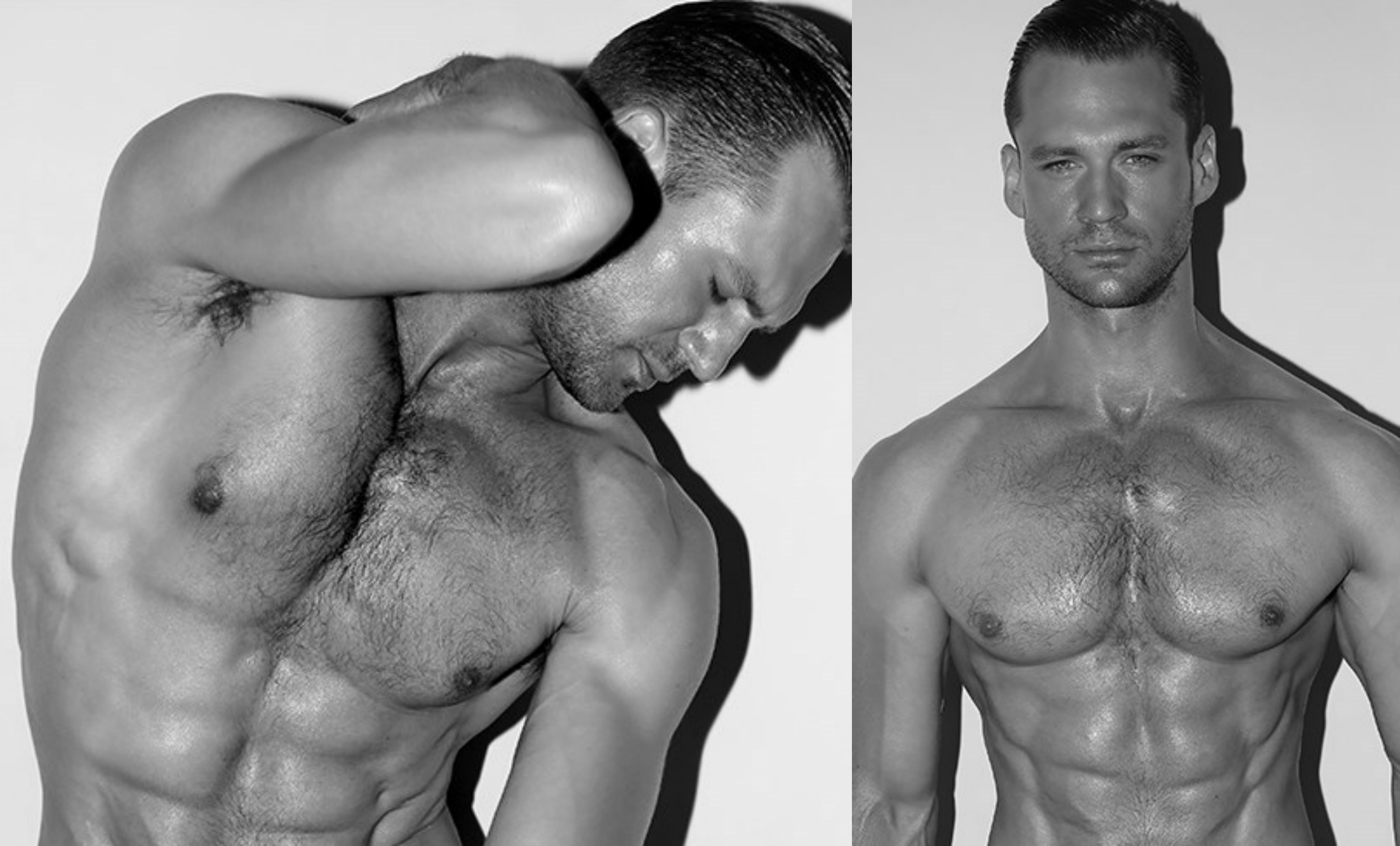 MAN CANDY: Aussie Model Nic Cunningham Stuns in Seductive Shoot [NSFW]