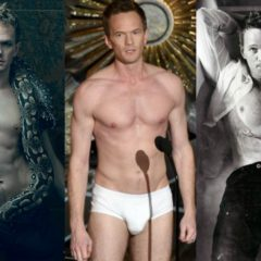 MAN CANDY: Neil Patrick Harris Celebrates 44th – See Him in His Birthday Suit  [NSFW]