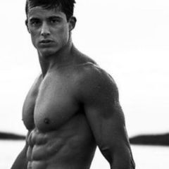 MAN CANDY: Pietro Boselli Shows Off Tan Lines in Seductive Sea Shots [NSFW-ish]