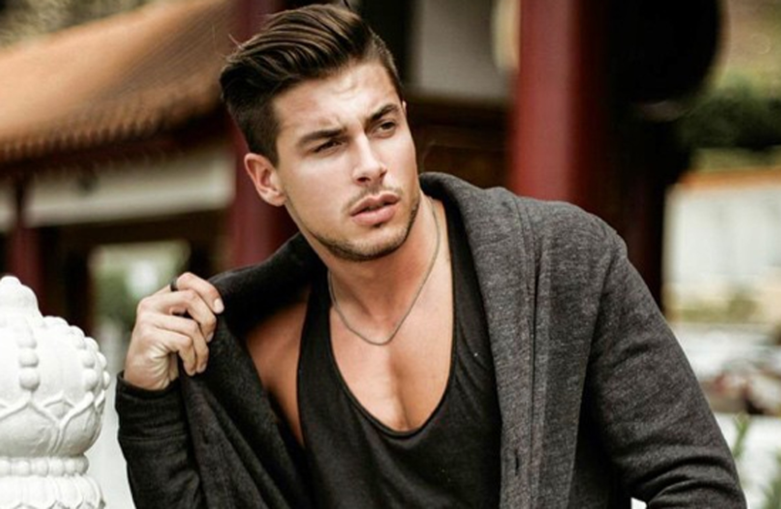VIRAL: Wake Up to Italian Model Andrea Denver (and his Bulge)