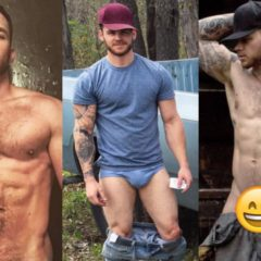 An In-Depth Photo Study of Matthew Camp's Naked Bod, as Full-Frontal Shoot Leaks [NSFW]