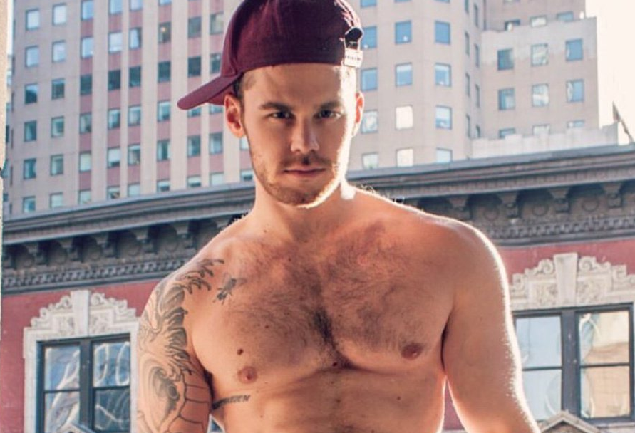 MAN CANDY: Matthew Camp's NSFW Striptease, More Nudes Hit Web [NSFW]