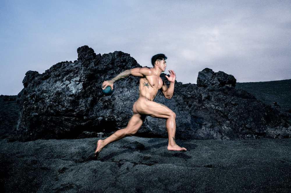 Underwear Model Ryan Kesler To Appear Nude In Espn Magazine