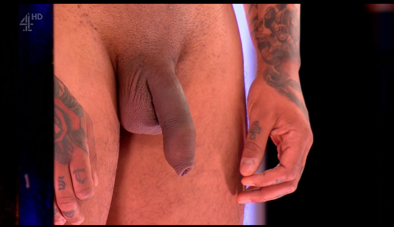 naked big dick only