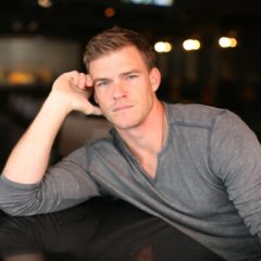 MAN CANDY: 'Hunger Games' Alan Ritchson's Booty has Us, err… Hungry [NSFW-ish]