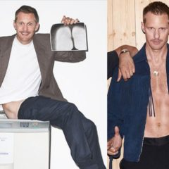 MAN CANDY: Alexander Skarsgard is Handsome and Cheeky for GQ Style
