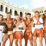 MAN CANDY: Cast of ITV's 'Bromans' Drop Their Guard and Draw Swords [NSFW]