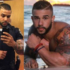 MAN CANDY: 'NYC's Hottest Cop' Accidentally Posts Peen Pic to Instagram [NSFW]