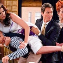 STOP PRESS! You Can Now (Finally) Stream Every Episode of Will & Grace