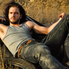 "GOSSIP: Kit Harrington Will ""Get Them Out for Anyone"", So Obviously We're Patiently Waiting"