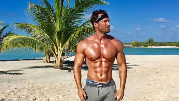 MAN CANDY: German Tycoon Bastian Yotta Bares All at the