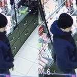 Man Takes 'Try Before You Buy' to Explicit Levels in CCTV Footage