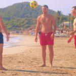The Boys of Ibiza Weekender Strip Off Again