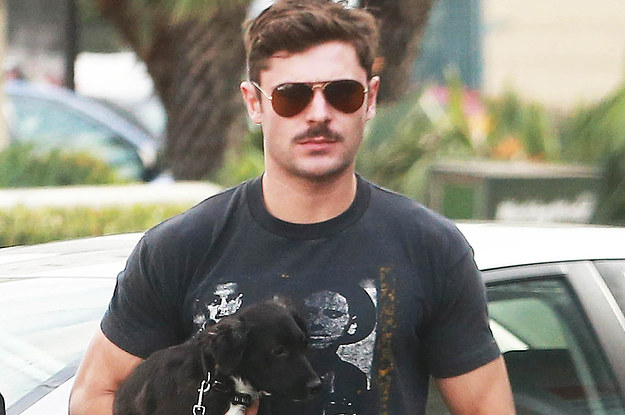 10 Of The Sexiest Celebrity Porn Star Moustaches