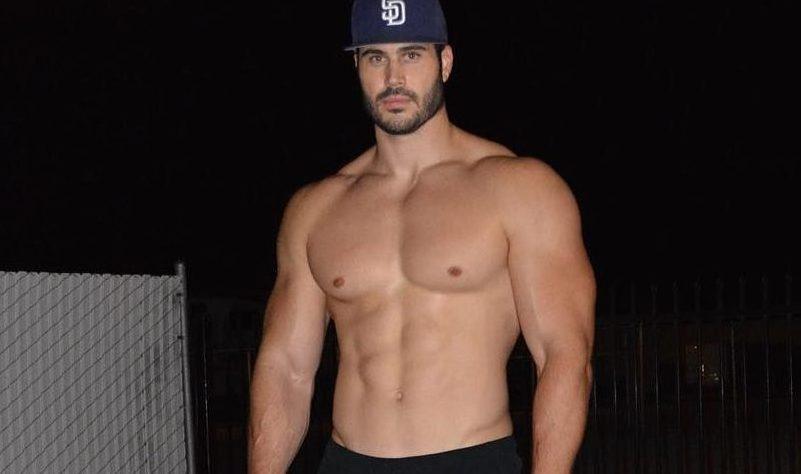 Danny jones fitness nude