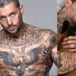 Ink-redible: Tatted Model and Photographer Shane Burnell Shoots Shelter Dogs