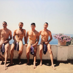 Warwick Rowers give Fans a Cheeky Glimpse into their 2019 Shoot
