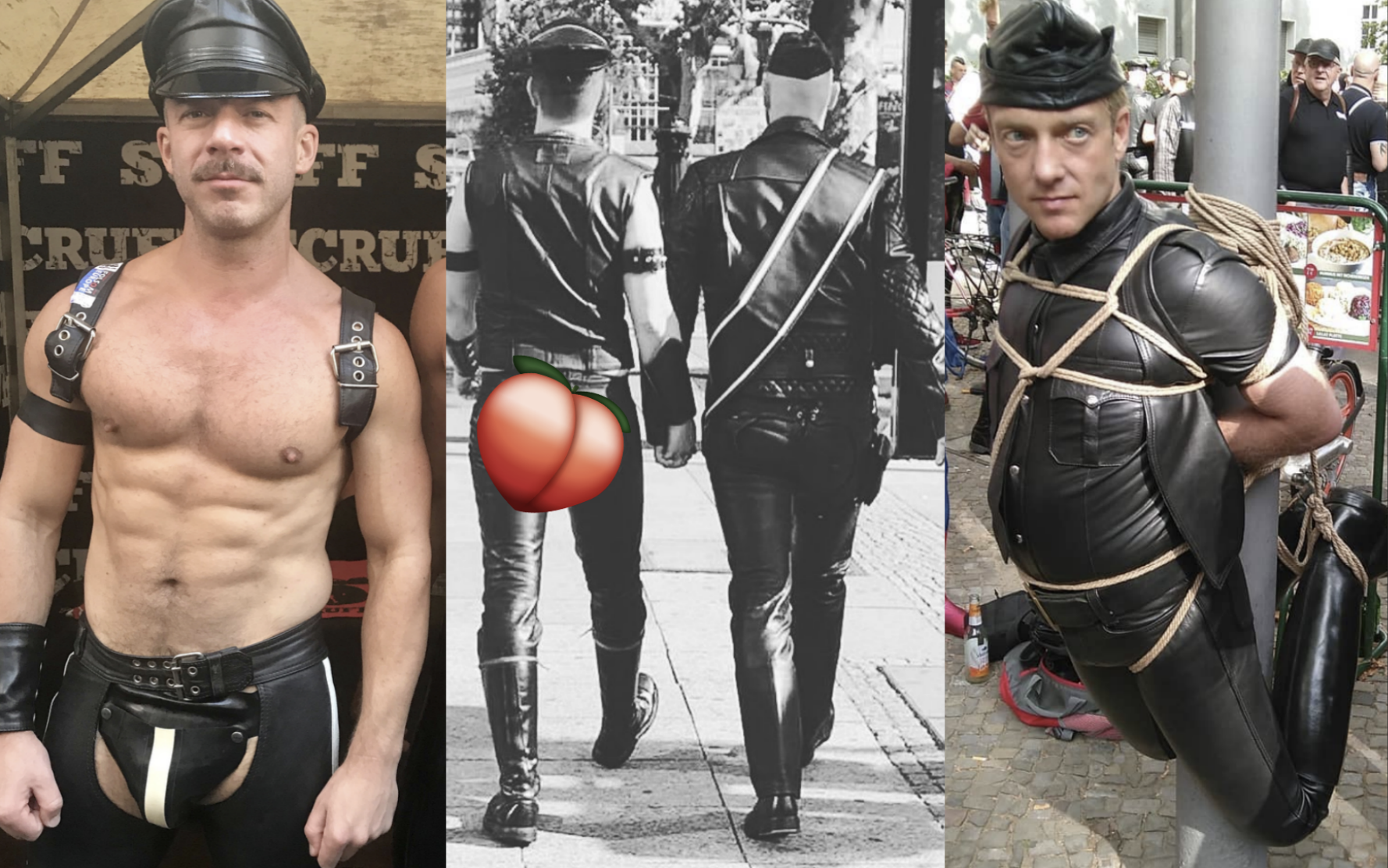 Improbable! porn tsars at folsom street fair sorry, that