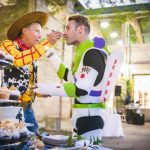"""""""To Infinity and Beyond, Until Death do Us Part"""": A Gay 'Toy Story' Wedding"""