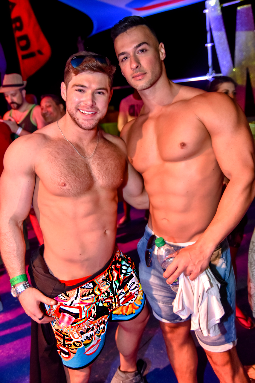 Hot miami guys