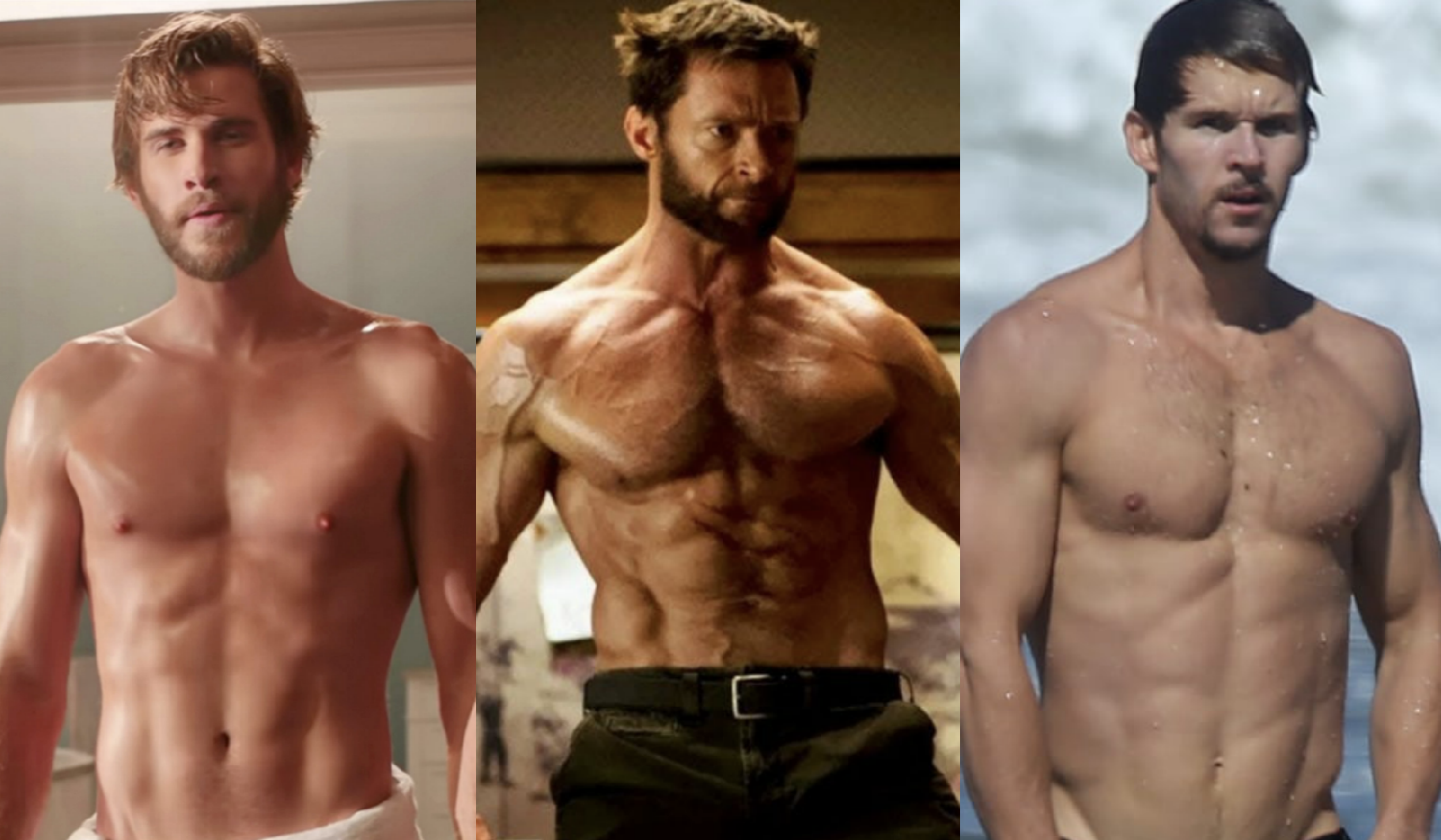 Naked Male Actors nsfw: explore down under with the hottest aussie actors