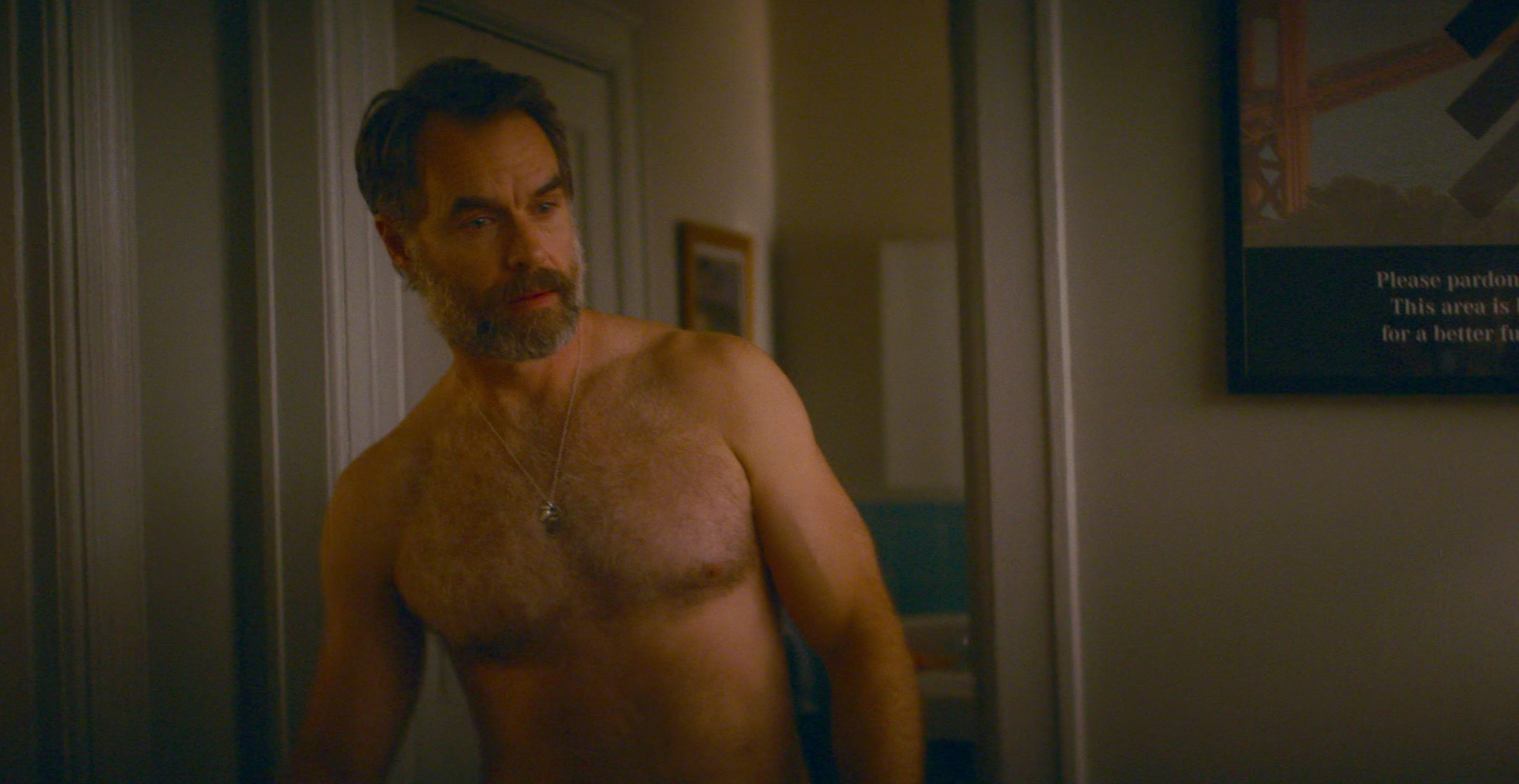Undressing Daddy Murray Bartlett of 'Tales of the City'