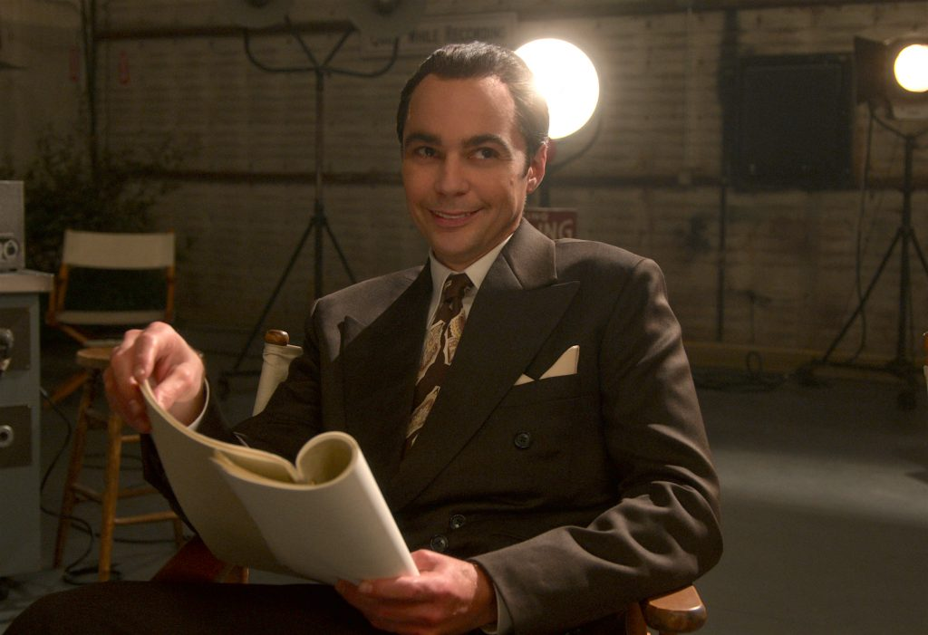 The Big Bang Theorys Jim Parsons transforms into Hollywoods Henry | Metro News