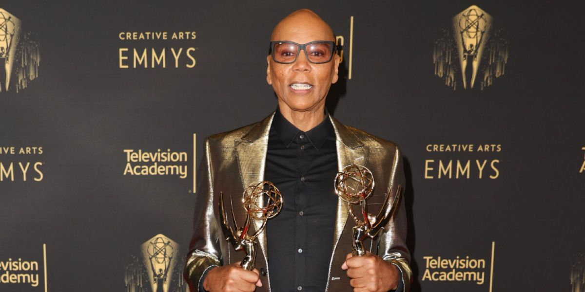 Ru Paul makes herstory as the most Emmy wins for a black person ever