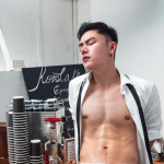 These fit baristas will have you frothing (NSFW)