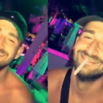 Dick out on the dance floor (NSFW)