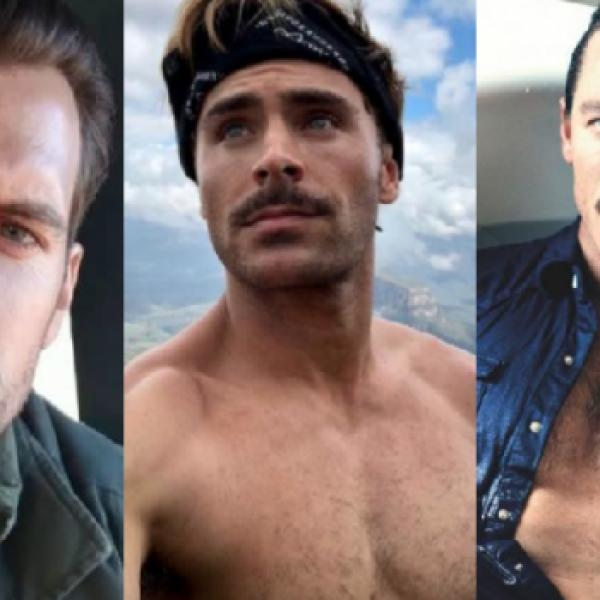 10 of the Sexiest Celebrity Porn Star Moustaches - Cocktailsandcocktalk