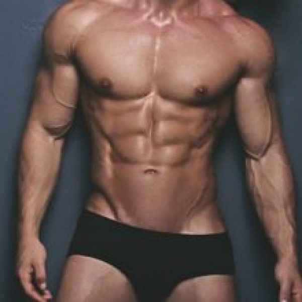 MAN CANDY: Hunky Fitness Model Cameron McElroy will Get