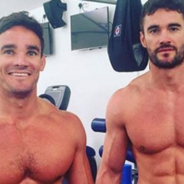 rugby brothers thom and max evans definitely grew up in a